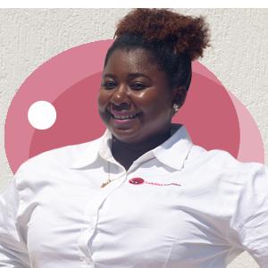 Amira Nana Abigail Agyemah, Ladybird Logistics Driver