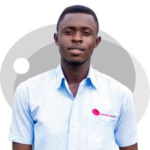 Maxwell Mensah, Maintenance Technician