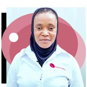 Samira Suleman, Ladybird Logistics Driver