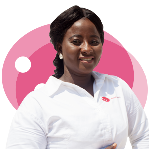 Sylvia Odoom, Ladybird Logistics Driver