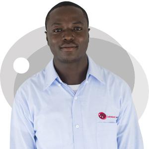 Emmanuel Nartey, Training and Technical Supervisor
