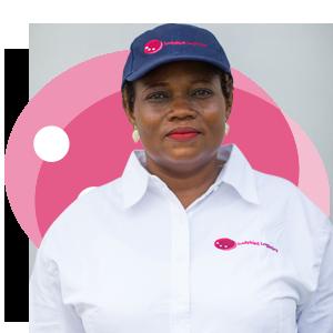 Ida Bado, Ladybird Logistics Driver