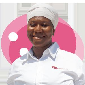 Balkisu Mary Kugoramo, Ladybird Logistics Driver