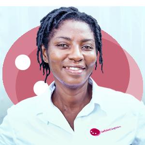 Constance Nana Nyaniba Engmann, Ladybird Logistics Driver