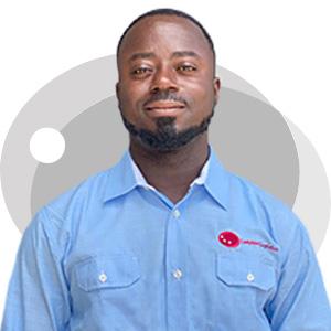 Prince Kobea Antwi, Maintenance Technician