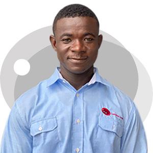 Richard Owusu Yeboah, Operations & HSE Manager